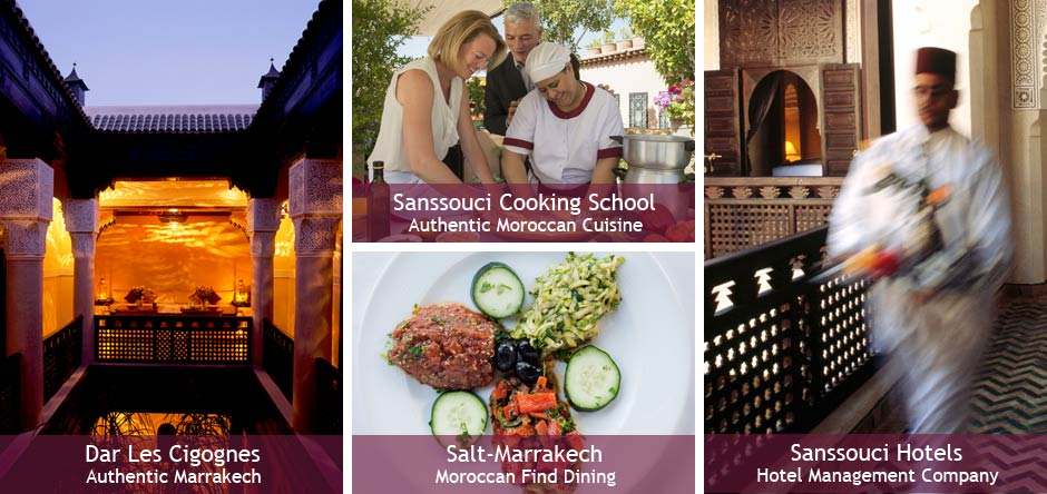 The Sanssouci Collection: Riad Moroccan Hotels